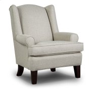 AMELIA Wing Back Chair Product Image