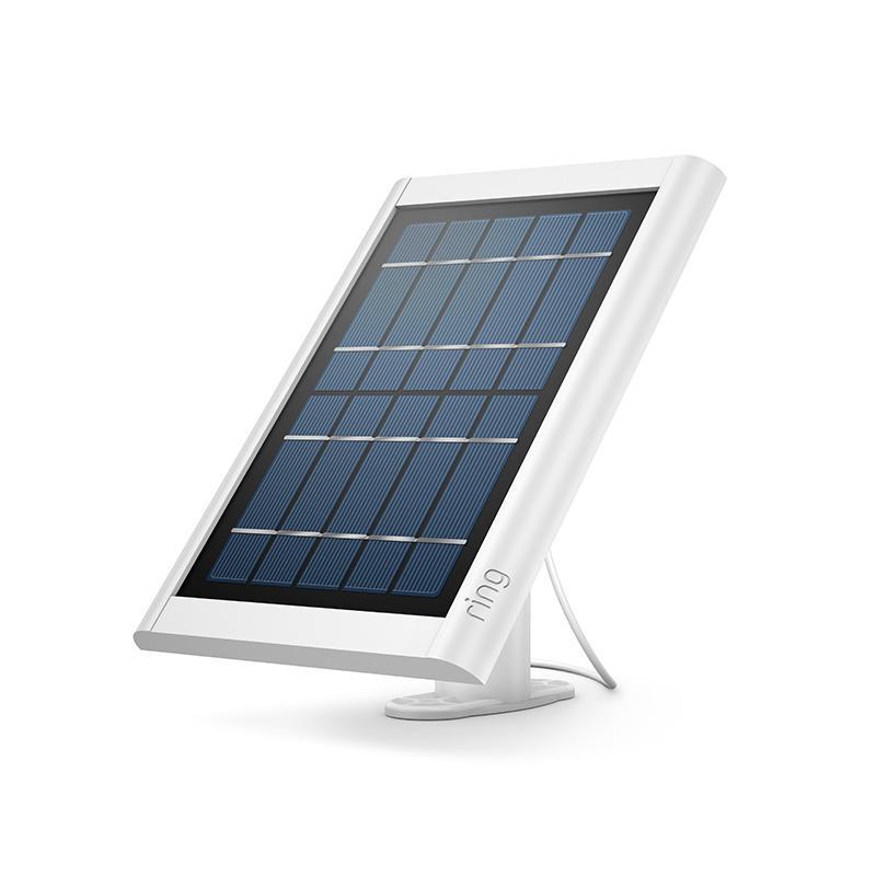 Solar Panel - White  WHITE