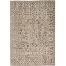 Silver Screen Ki343 Latte Rectangle Rug 5'3'' X 7'3''