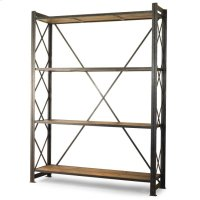 Sheffield Factory Shelving Tower Product Image