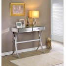 Contemporary Mirrored Console Table Product Image
