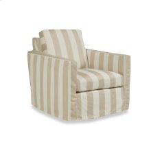 Oasis Swivel Lounge Chair Slipcover