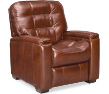 Latham Media Recliner No Cup Holder (Manual) (Fabric)