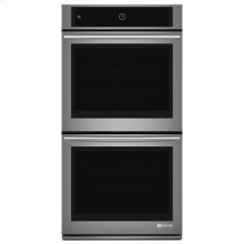 "Euro-Style 27"" Double Wall Oven with Upper MultiMode® Convection System"