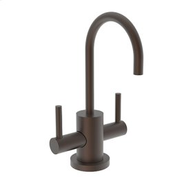 English Bronze Hot & Cold Water Dispenser