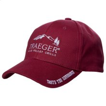 Medium Profile Hat - Red