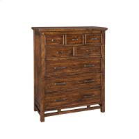 Bedroom - Wolf Creek Six Drawer Dresser Product Image