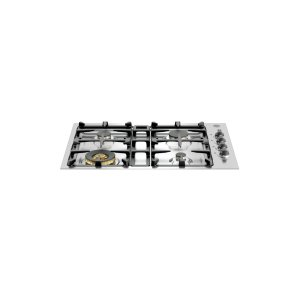 Bertazzoni30 Drop-In Low Profile 4 Burners Stainless