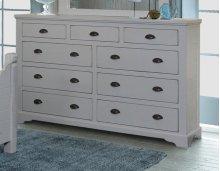 Bedroom HH-4270 Collection - 9 Drawer Dresser - Sunset Trading