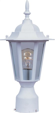 Builder Cast 1-Light Outdoor Pole/Post Lantern