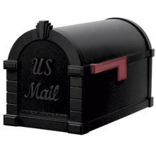 Signature KS-19S Keystone Series Mailbox