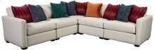 Hickorycraft Sectional (7511-SECT)