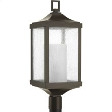 Devereux Collection One-Light Post Lantern