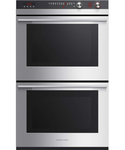 "Double Built-in Oven 30"", 4.1 + 4.1 cu ft, 11 Function Product Image"