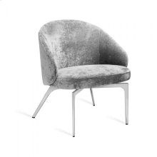 Amara Lounge Chair - Grey