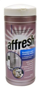 affresh® Stainless Steel Wipes Product Image