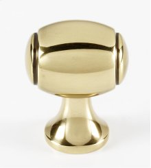 Royale Knob A981-1 - Polished Antique