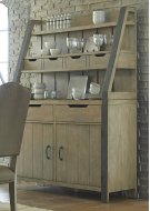 Hutch - Light French Elm Finish Product Image