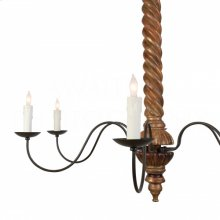 Solomon Large Chandelier