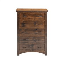 Woodland Park 5 Drawer Dresser