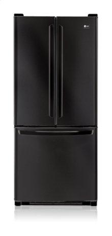 """3 Door French Door Refrigerator with Ice Maker (30"""" Width)"""