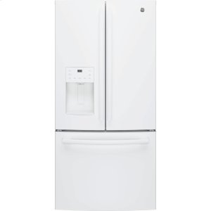 GE®ENERGY STAR® 23.7 Cu. Ft. French-Door Refrigerator