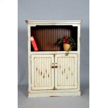 """#506 Sumter Medium Bookcase 36""""wx13.25""""dx48""""h"""