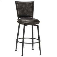 Rockvale Commercial Swivel Counter Stool
