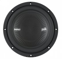 """MM1 Series 8"""" Dual Voice Coil Subwoofer with Ultra-Marine Certification in Black"""