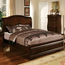 Queen-Size Brunswick Bed