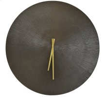 Hutton Striated Clock