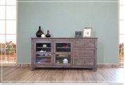 """70"""" TV Stand w/3 Drawers, 2 door w/2 shelves Product Image"""