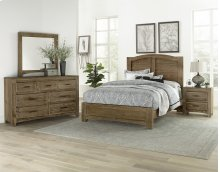 Slate Bed with avaliable storage (King or Queen)