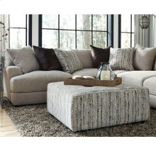 Hannigan Sectional and Ottoman