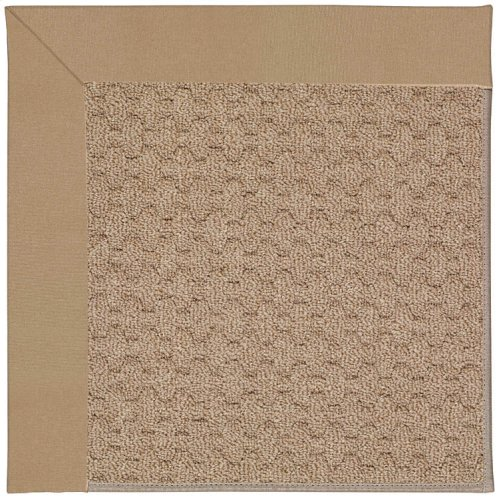 Creative Concepts-Grassy Mtn. Canvas Camel Machine Tufted Rugs