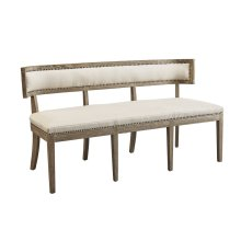 Stonebridge Three Seat Banquette