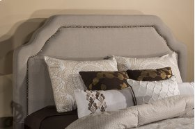 Carlyle Fabric Headboard - King / Cal King