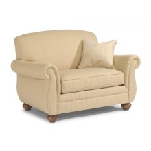 Winston Fabric Chair and a Half