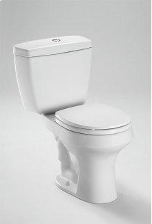Sedona Beige Rowan™ Close Coupled Elongated Toilet 1.6GPF / 1.0GPF