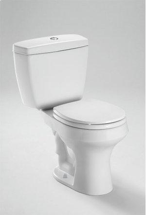 Cotton Rowan™ Close Coupled Elongated Toilet 1.6GPF / 1.0GPF