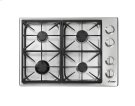 """30""""Heritage Pro Gas Cooktop Nat. Gas Product Image"""