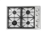"""36""""Heritage Pro Gas Cooktop Nat. Gas"""
