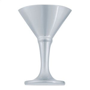 Martini Glass Knob 2 Inch - Brushed Nickel Product Image