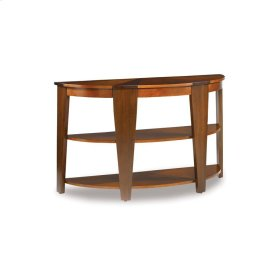 Oasis Demilune Sofa Table
