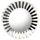 Baxton Studio Caton Contemporary Round Accent Wall Mirror Product Image