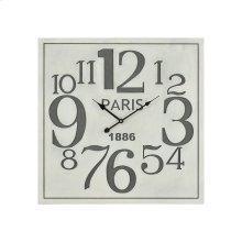 Quai Voltaire Wall Clock
