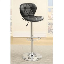 F1550 / Cat.19.p64- ADJUSTABLE BARSTOOL BLK