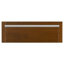"Panel-Ready 30"" Warming Drawer"