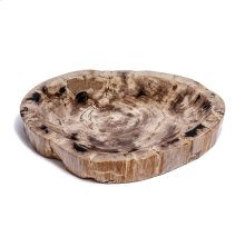 Kaya Petrified Wood Bowl
