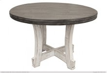Round Table Top w/ Stone Finish